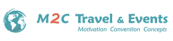 M2C Travels & Events, Motivation, Conventions, Concepts